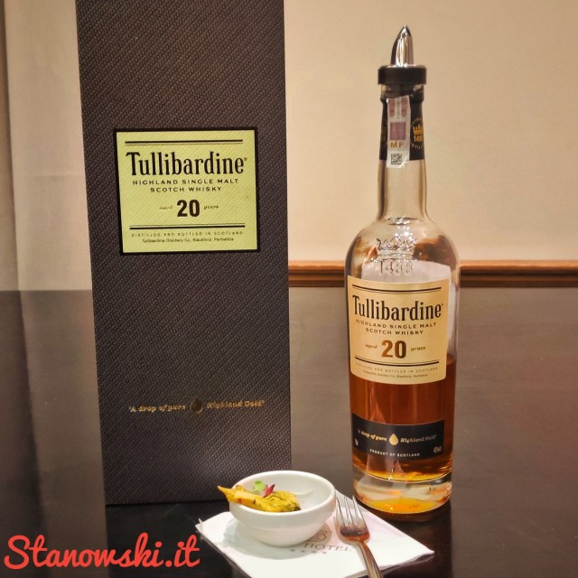 Tullibardine 20-letnia