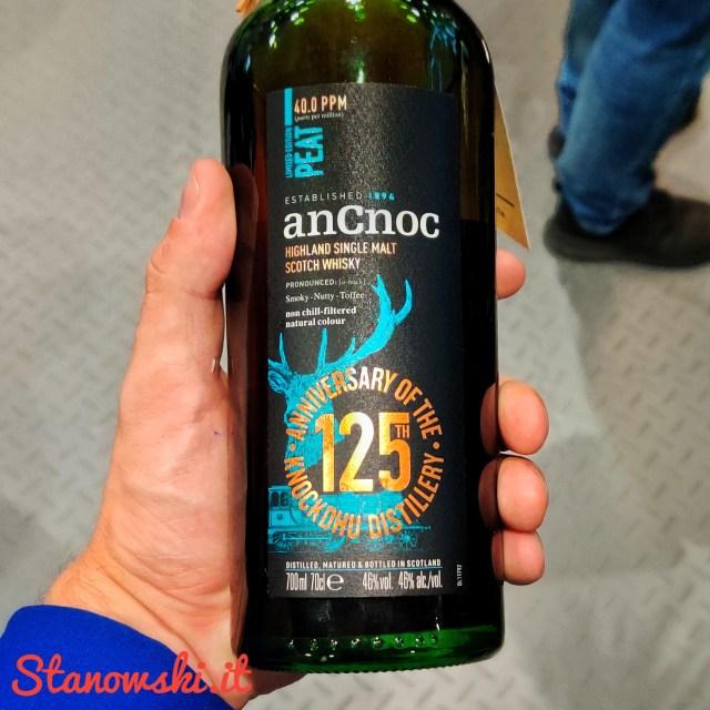 anCnoc Peat 125th Anniversary