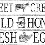 Farm Fresh Signage 14.5×24)
