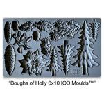 Boughs of Holly Mould *Limited Edition*