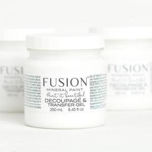 Fusion Decoupage & Transfer Gel