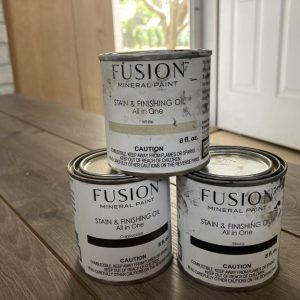 Fusion Stain & Finishing Oil