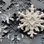 Snowflake Mould *Limited Edition*