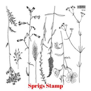 Sprigs Stamp