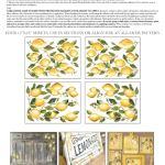 Lemon Drops (Pad 12×16)