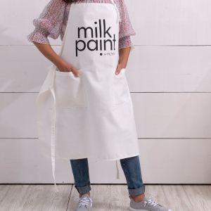 Fusion Milk Paint Apron