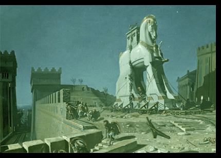 The Ontological Argument's Trojan Horse