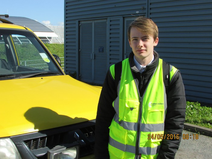 Work Experience May 2016