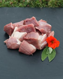 pork-diced
