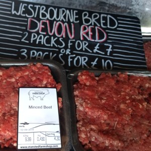 beef mince offer