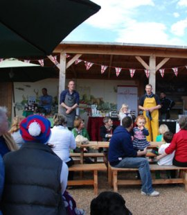 Stansted Farm Shop Party