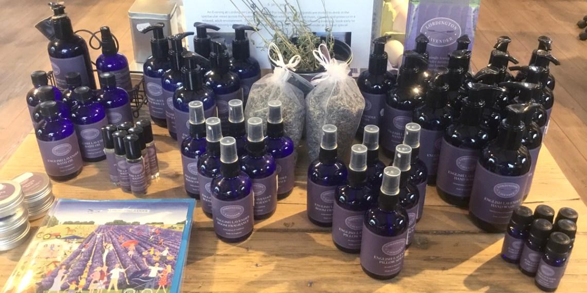 Lordington Lavender Products