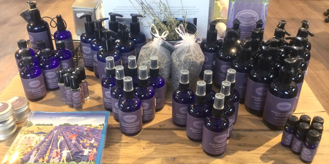 Lordington Lavender Products