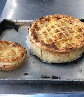 Beef Ale Pie
