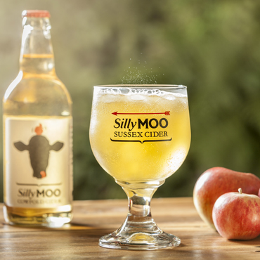 Silly Moo Cider