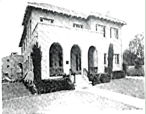 third rectory