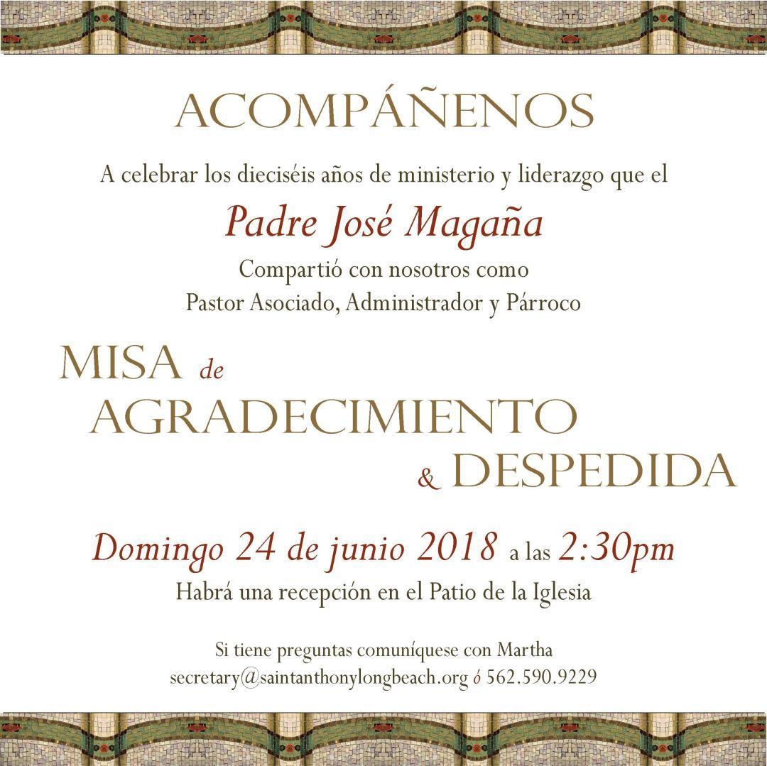 Pastor Farewell Mass 2018 Spanish FINAL REVISED(1)