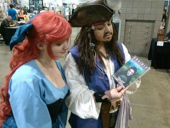 Ariel_CaptainJackSparrow