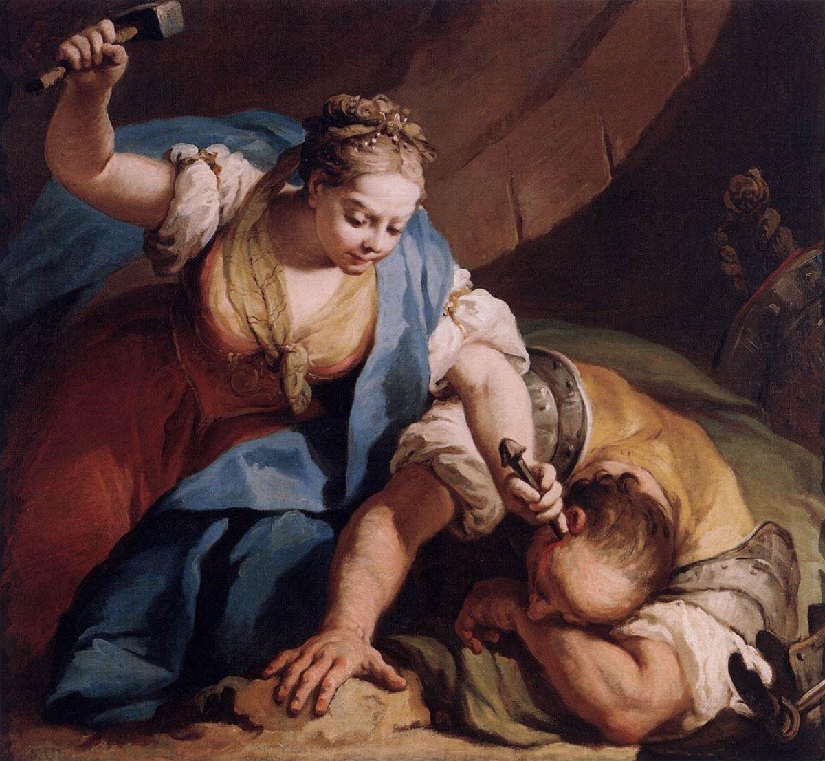 The Badass Women of the Bible