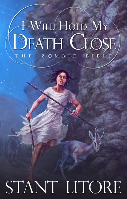 Cover Art: I Will Hold My Death Close