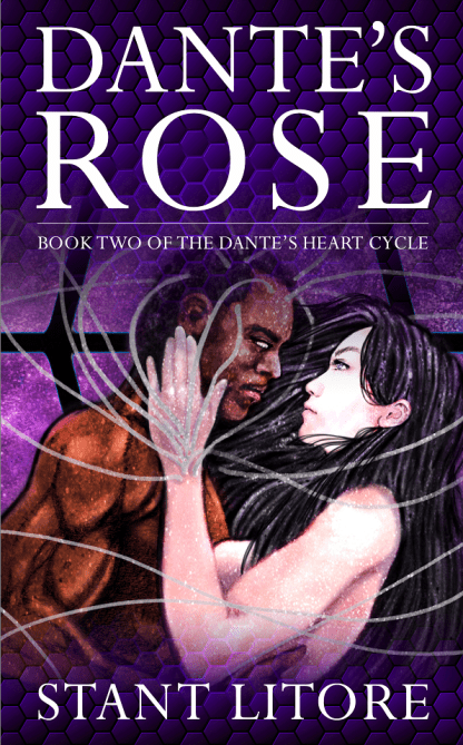 Cover Art: Dante's Rose