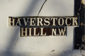 Haverstock Hill N.W. (tiled)
