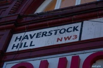 Haverstock Hill, (no Camden)