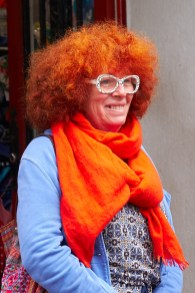 Orange curls (St. Jean de Luz)
