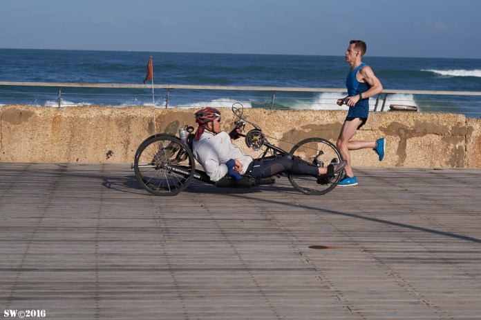 Disabled trike 1