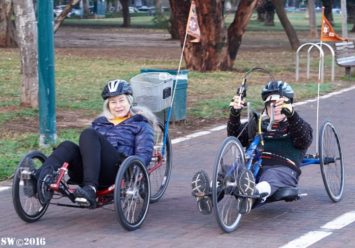 Disabled trike 2