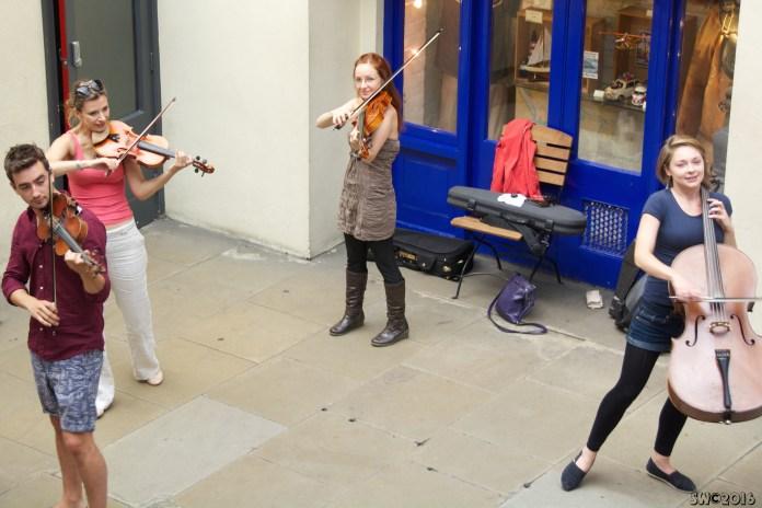 String quartet Covent Garden