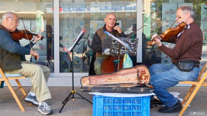 String trio Ramat Aviv