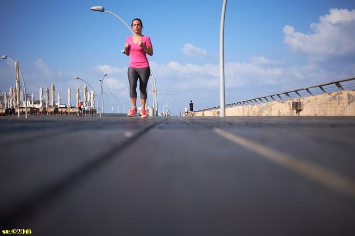 Port jogger