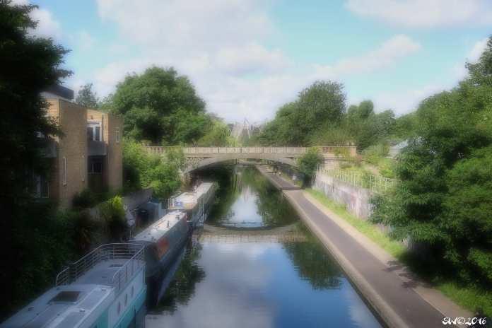 Regent's Park Bridge soft