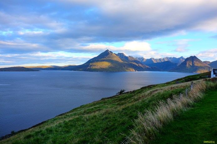 Cuillins, early morning