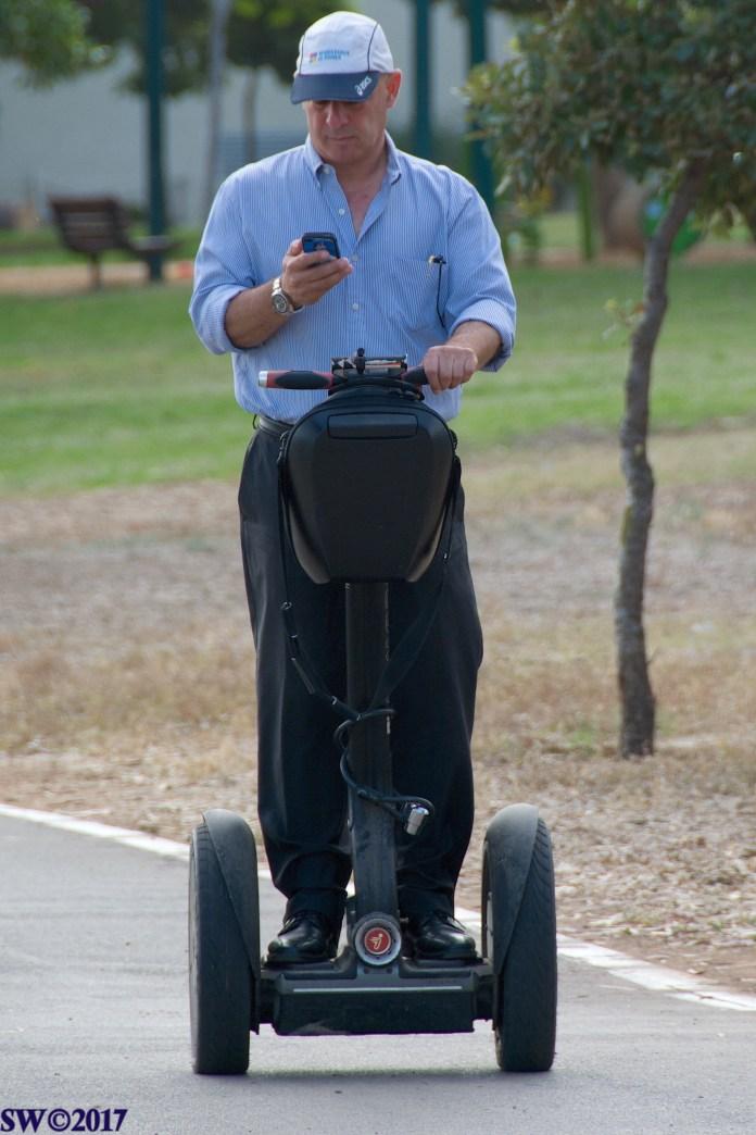 A mobile mobile