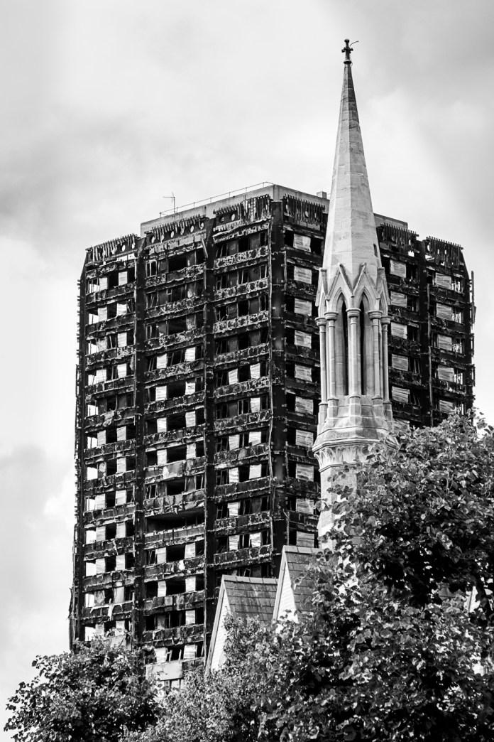 Grenfell Tower & Methodist Church (Roger)