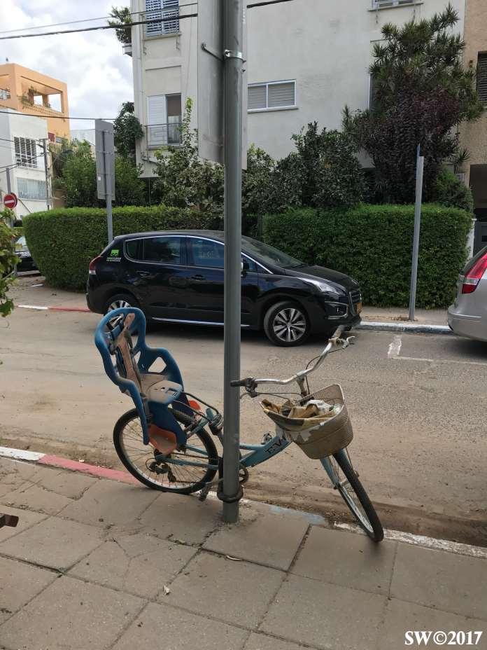Bike still there