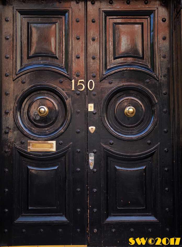 Door, 150 Harley Street
