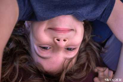 DSCF1164Lily upside down
