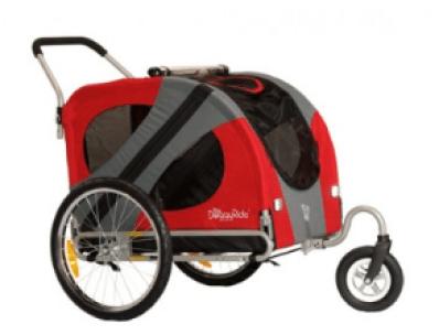 Dog carriage (ad)