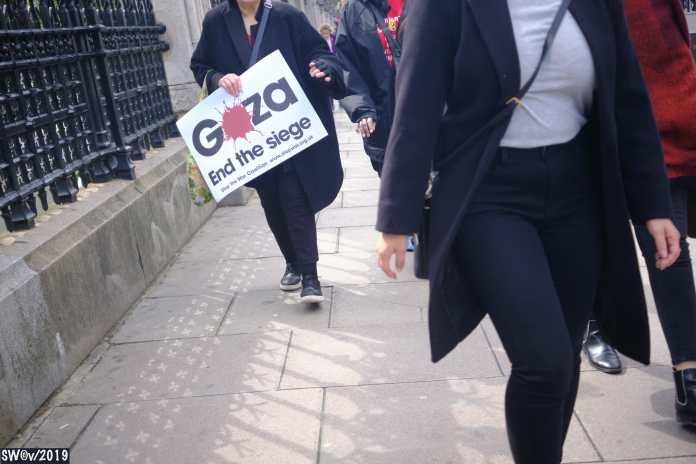 End the siege (Gaza)