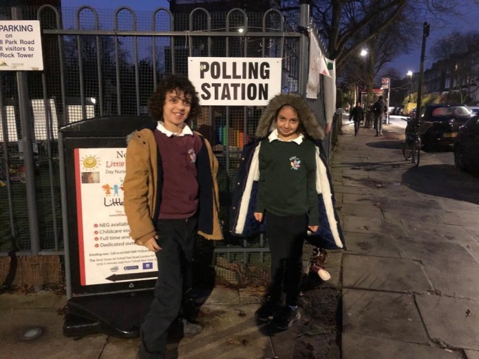 Polling Day - 1