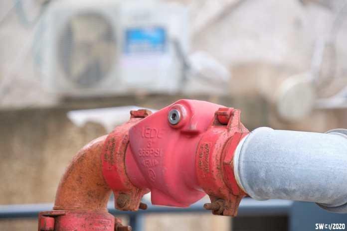 Hydrant eye
