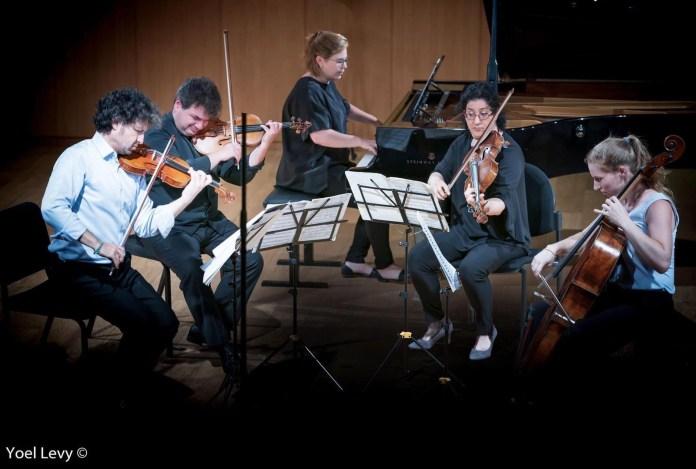 Brahms Quintet - 1