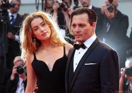 Amber Heard - Johnny Depp 2