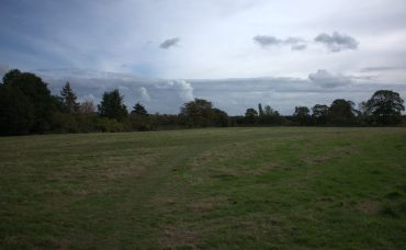 Open land near Peter de Stapleigh Way