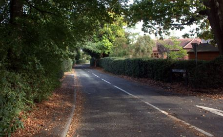 Wybunbury Lane
