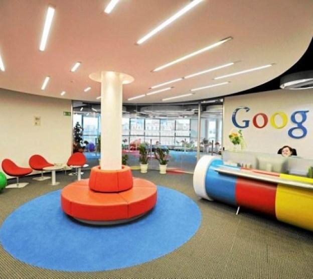Biuro Google Wrocław