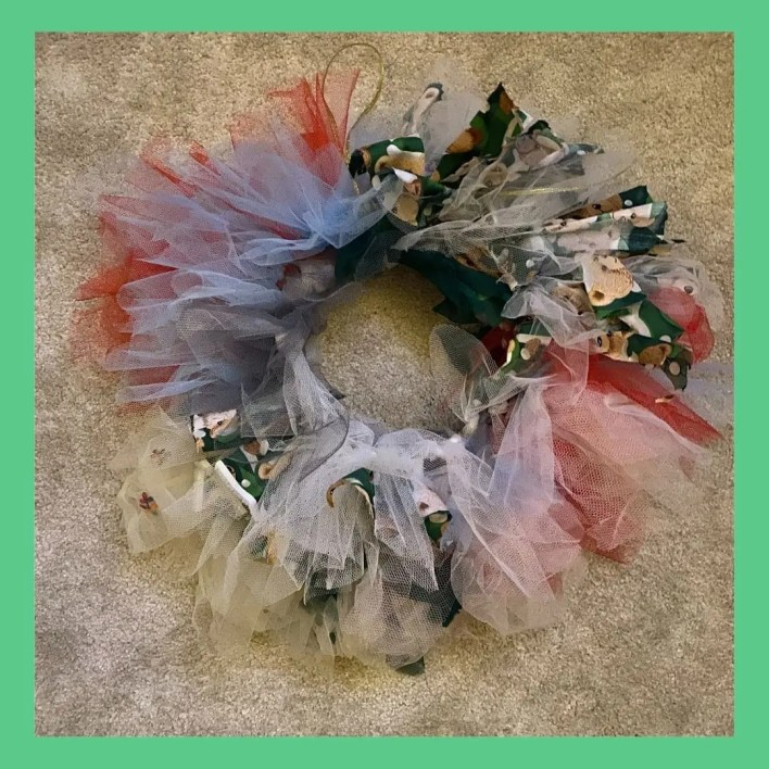 11 tips for creating a beautiful rag wreath